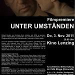 Kurzfilmabend Kino Lenzing