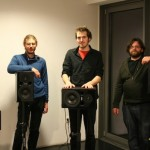 Marian Weger, David Pirró, Matthias Kronlachner, Peter Venus