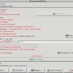 MIDI note relay dialog