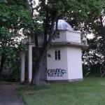 observatory outside