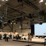 ICT stage loudspeaker sphere